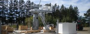 Satcom Antenna Installation