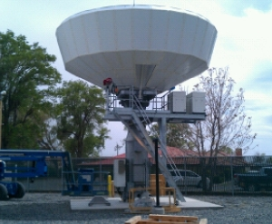 Fixed Satellite Earth Station Installation Options
