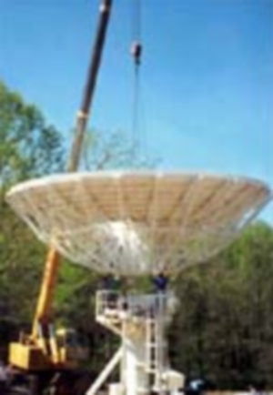Fixed Satellite Earth Station Solutions