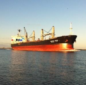 Global Tanker & Freighter Satellite Internet Service