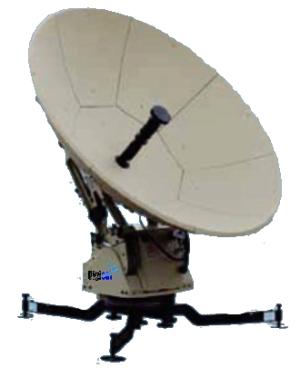 Government Satcom Flyaway Antennas