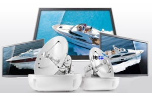 High Definition Yacht Satellite TV Antenna Services
