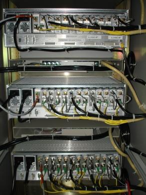 RF Over Fiber Optic IFL Systems