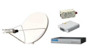 Remote Satellite Internet Access Services