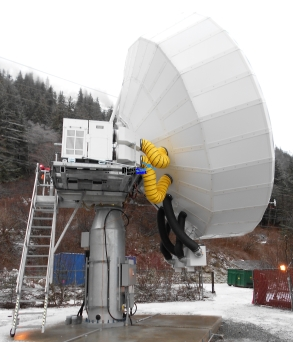 Satellite Earth Station Antenna Installation Services
