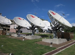 Turnkey VSAT & Earth Station  Antenna Installation Services