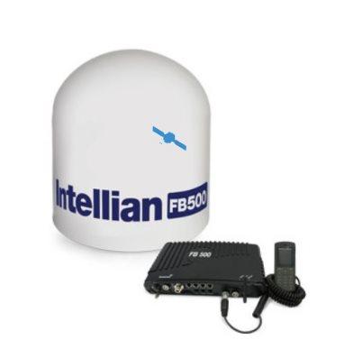 FleetBroadband 500 Marine Antenna
